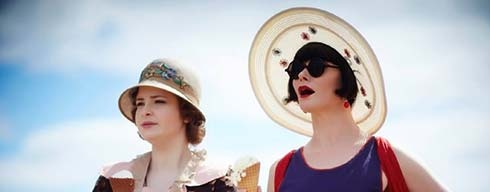 Recommended: Miss Fisher's Murder Mysteries