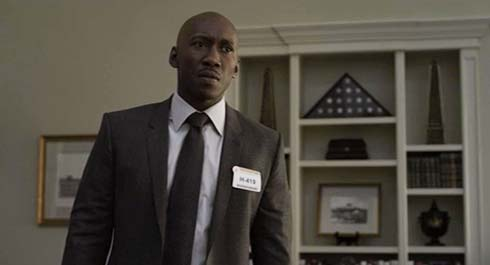 Mahershala Ali as Remy Denton