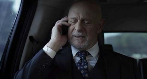 Gerald McRaney as Raymond Tusk