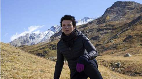 Juliette Binoche in Clouds of Sils Maria