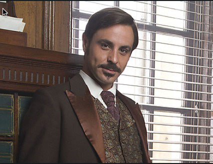 Emun Elliott as Mr. Moray