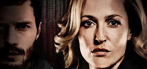 Season 2 of The Fall with Gillian Anderson and Jamie Dornan
