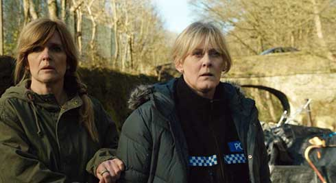 Sarah Lancashire and Siobhan Finneran: what a team