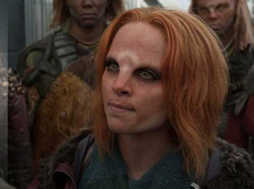 Stephanie Leonidas as Irisa on Defiance