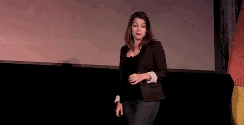 Anita Sarkeesian Speaks at the XOXO Festival
