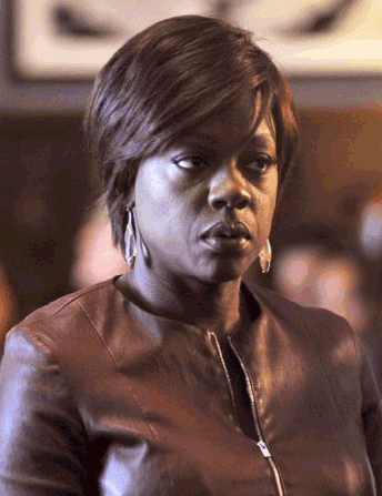 Viola Davis as Annalise Keating