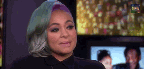 Raven Symone said what?