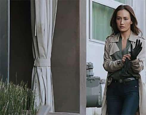 Maggie Q in Stalker