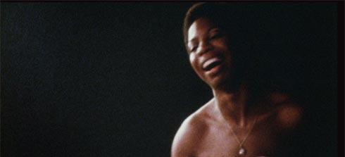 A young Nina Simone
