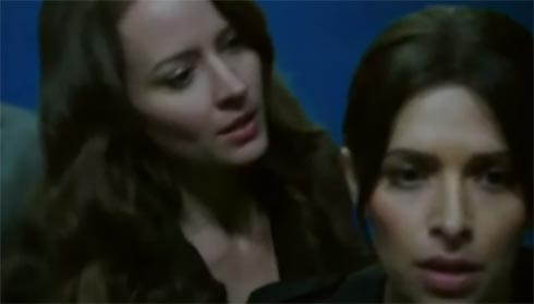 Amy Acker and Sarah Shahi on Person of Interest