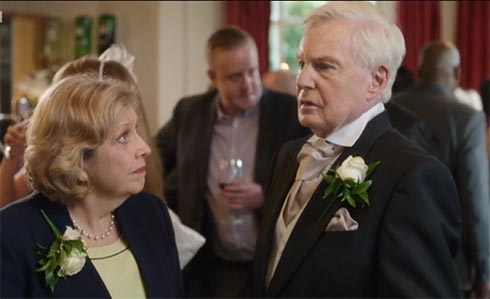 Celia and Alan talk