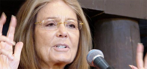 "Gloria Steinem on ""Chick Flicks"""