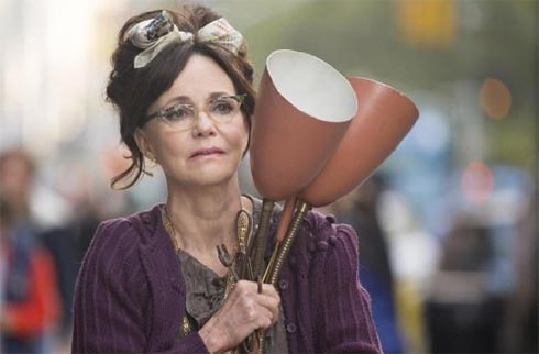 Sally Field in Hello, My Name is Doris
