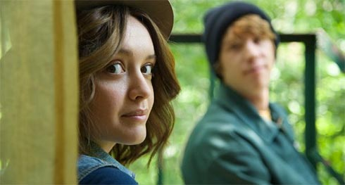 Me and Earl and the Dying Girl with Thomas Mann, Olivia Cooke