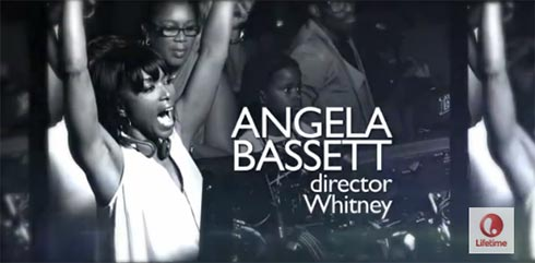 Angela Bassett, the director of Whitney