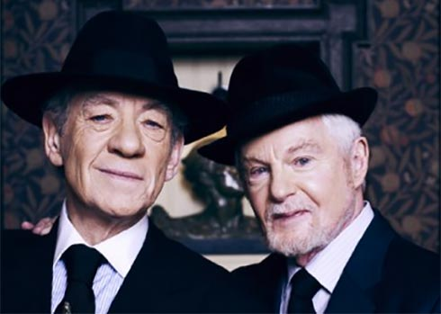 Ian McKellan and Derek Jacobi in Vicious
