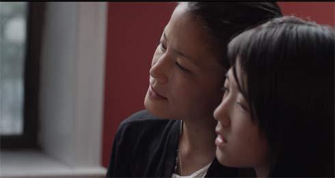 Jacqueline Kim and Samantha Kim in Advantageous