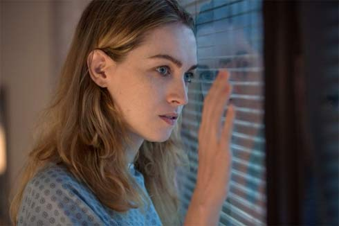 Jamie Clayton plays Nomi Marks