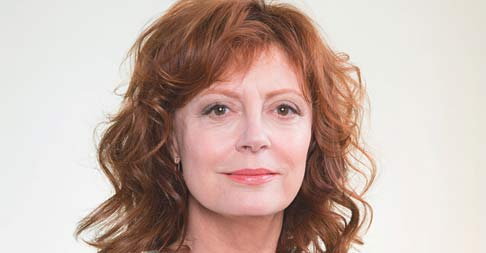 Susan Sarandon Takes on TV
