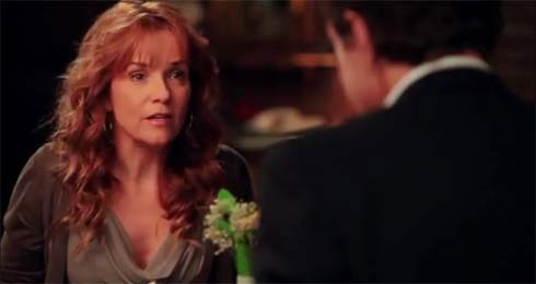 Lea Thompson in The Trouble with the Truth