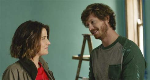 Cobie Smulders and Anders Holm in Unexpected