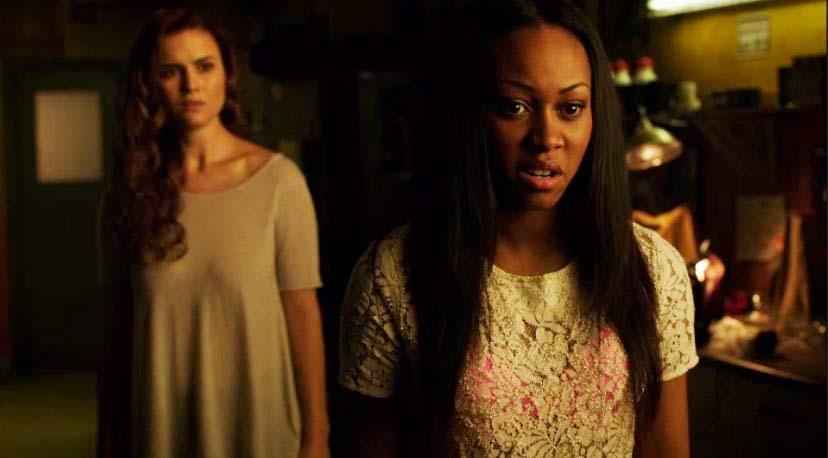 Iris and Alycia