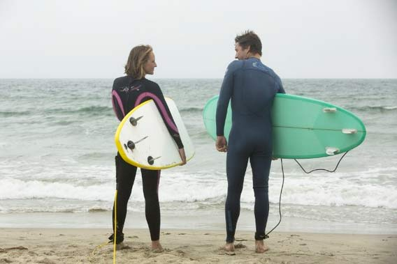 Helen Hunt and Luke Wilson
