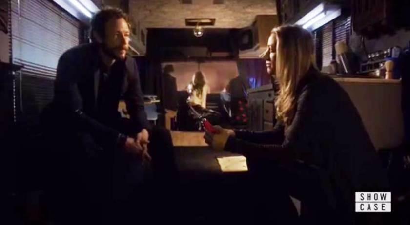 Dyson and Lauren talk