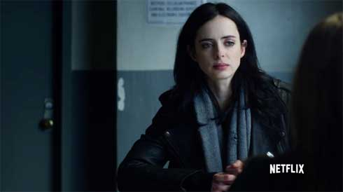 Dark New Trailer for Jessica Jones