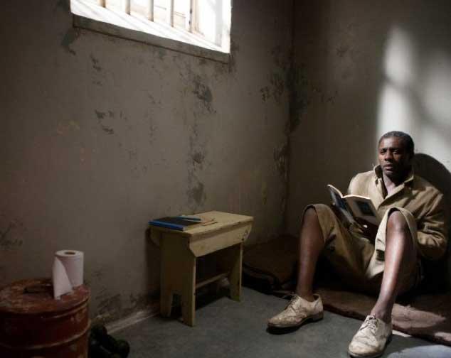 Mandala in prison