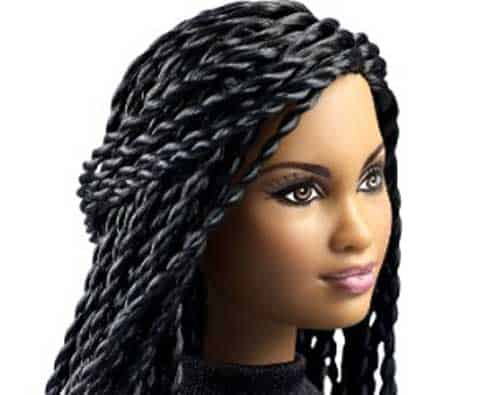 Ava Du Vernay Barbie doll