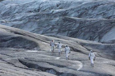 Interstellar is visually stunning.