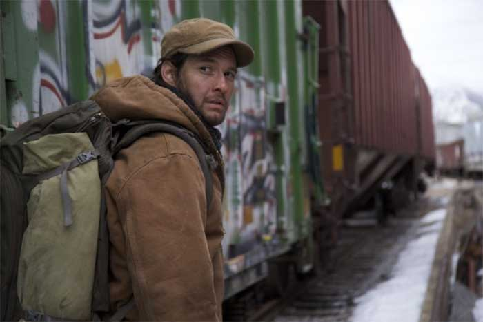 Ben Barnes plays the train hopping musician Ryan