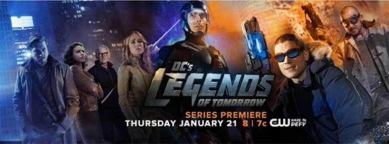 Watch This: A Look at DC's Legends of Tomorrow