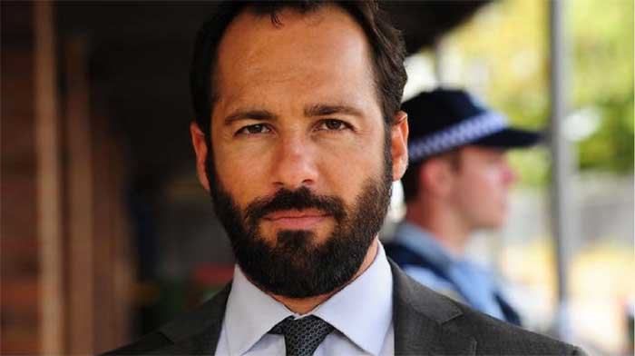 Alex Dimitriades in The Principal