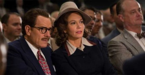 Bryan Cranston and Diane Lane in Trumbo