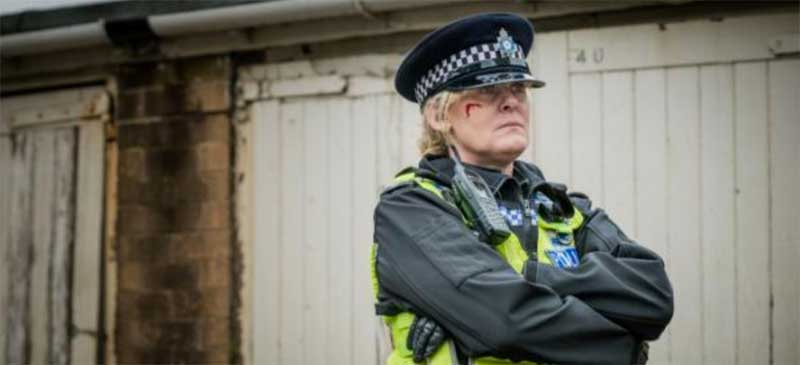 Q&A with Sarah Lancashire for Happy Valley Series 2
