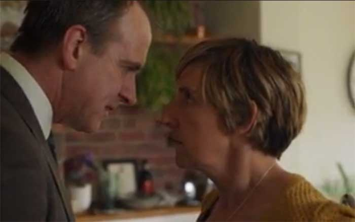 Kevin Doyle and Julie Hesmondhalgh in Happy Valley