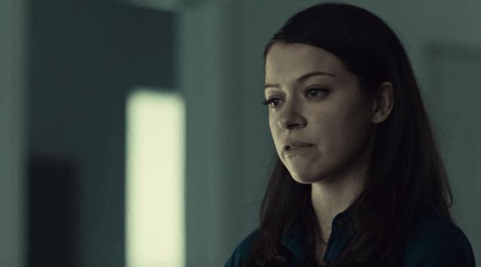 Tatiana Maslany as Beth in Orphan Black