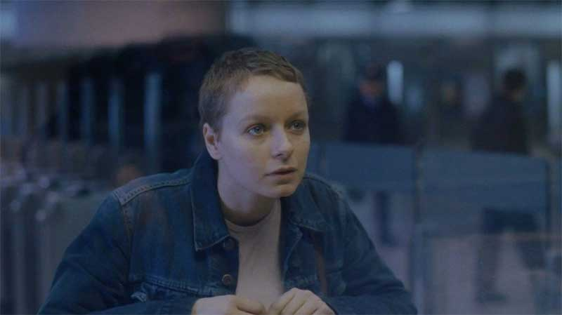 Samantha Morton in Code 46