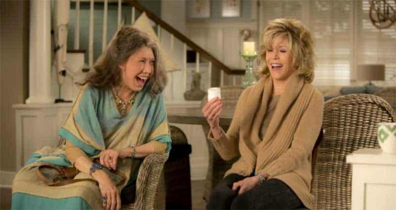 Review: Grace and Frankie Season 2