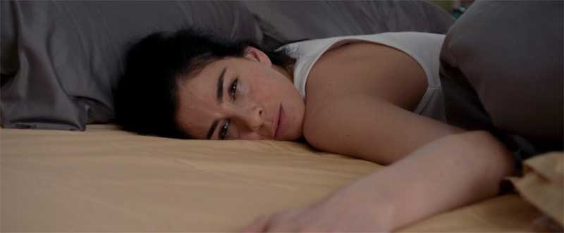 Sarah Silverman in I Smile Back