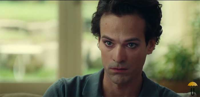 Romain Duris in The New Girlfriend