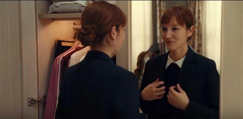 "Anaïs Demoustier in ""The New Girlfriend"""