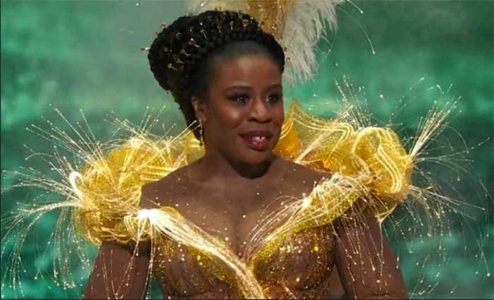 Uzo Aduba in The Wiz