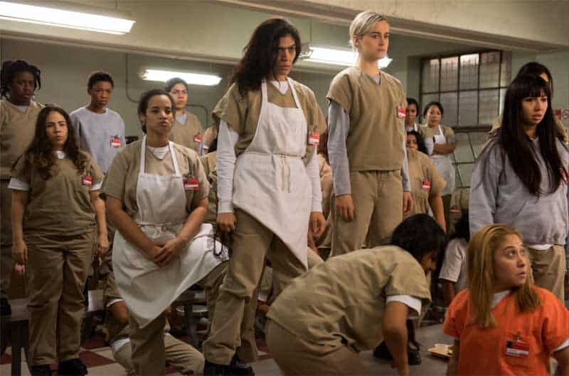 Orange is the New Black: Musings and Observations