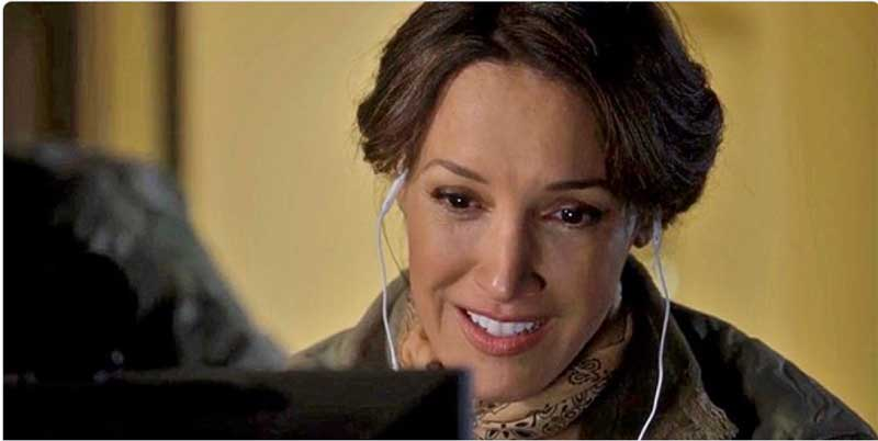 The Day Jennifer Beals Occupied the Internet