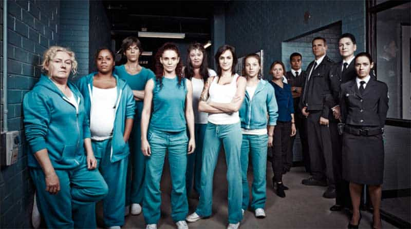 the cast of Wentworth