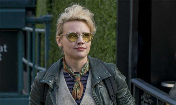 Kate McKinnon in Ghostbusters