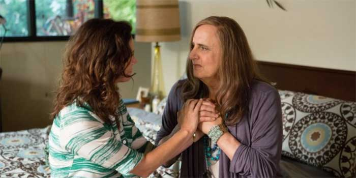 A scene from Transparent